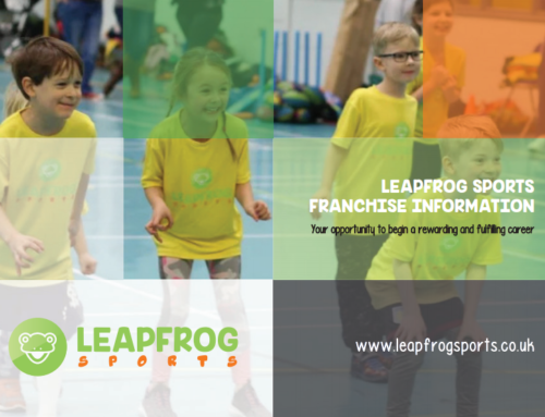 What are the stages to starting your own Leapfrog Sports business?