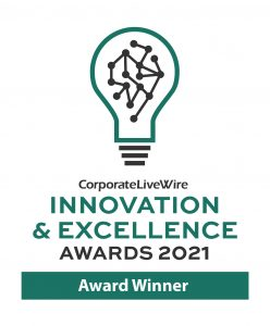 Innovation & Excellence Award Winner 2021